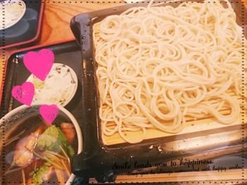 Cenbless 飯田橋 蕎麦処 尾張屋さんでランチ♪