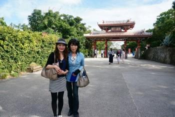 Cenbless 首里城公園