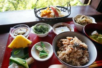 Cenbless 沖縄 山の茶屋 楽水