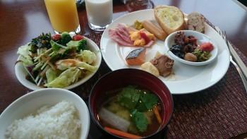 Cenbless 沖縄かりゆしアーバンリゾート・ナハ 朝食