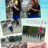 Cenbless 娘の中学校の運動会