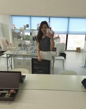 Cenbless 成増フェイシャル&ネイルサロン サロンオーナーみけちゃんの今日のファッション装い