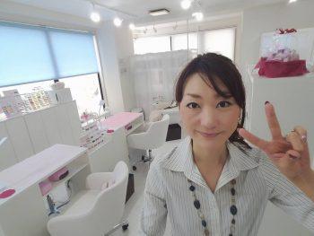 Cenbless 成増フェイシャル&ネイルサロン ネイルコーナー