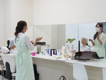 Cenbless 成増フェイシャル&ネイルサロン サロンの日常 スキンケア