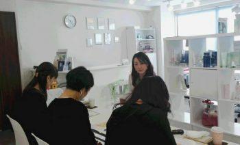 Cenbless 成増フェイシャル&ネイルサロン サロンスタッフトレーニング[皮膚の仕組み講義編]