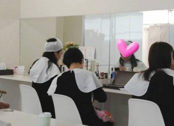 Cenbless 成増フェイシャル&ネイルサロン サロンスタッフトレーニング[ホームケア実習編]