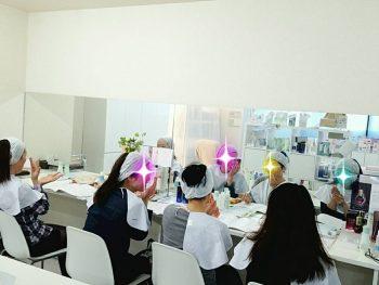 Cenbless 成増フェイシャル&ネイルサロン サロンスタッフトレーニング
