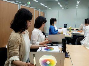 Cenbless 成増フェイシャル&ネイルサロン カラー&メイク研修同行