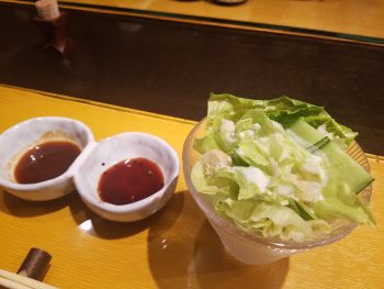 Cenbless 成増フェイシャル&ネイルサロン 岡半でランチ 和牛サーロイン 小角ステーキ (銀座/鉄板焼き)