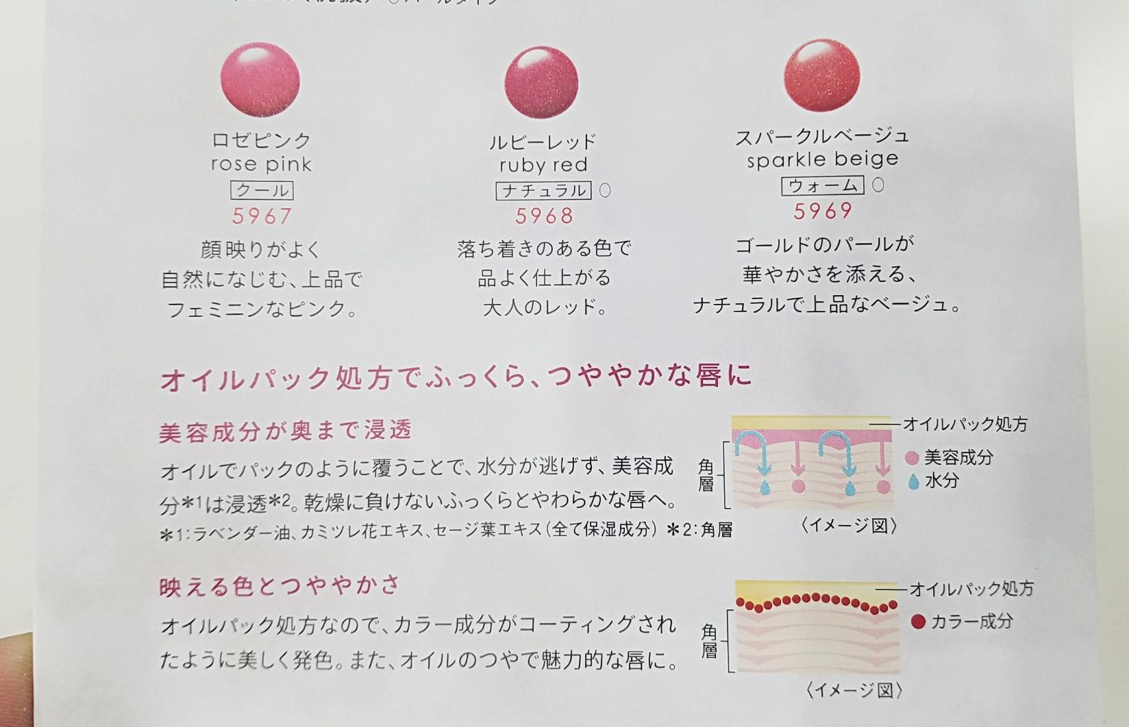 Cenbless 成増フェイシャル&ネイルサロン ノエビア アクトリース オイルリップ