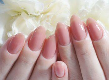 Cenbless 成増フェイシャル&ネイルサロン ご結婚の顔合わせに♪上品なブラウンベージュのワンカラーネイル