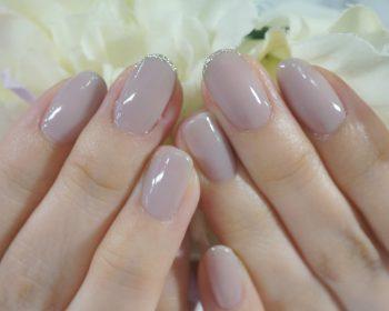 Cenbless 成増フェイシャル&ネイルサロン ルクジェルの大人気カラーBET04ワンカラーネイル