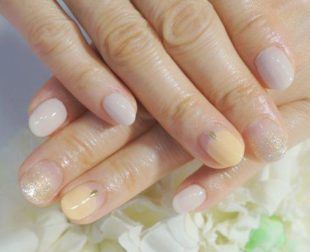 Cenbless 成増フェイシャル&ネイルサロン 晩夏~初秋の季節にピッタリのすっきりバルーンフレンチネイル