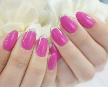 Cenbless 成増フェイシャル&ネイルサロン 大人可愛い愛されピンクのワンカラーネイル
