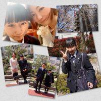 Cenbless 成増フェイシャル&ネイルサロン 娘の高校入学式でした!