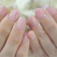 Cenbless 成増フェイシャル&ネイルサロン 揺らめく輝き☆ホイルアートネイル