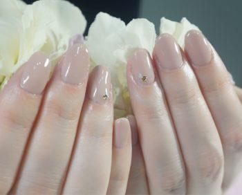 Cenbless 成増フェイシャル&ネイルサロン 人気カラー!グレージュネイル