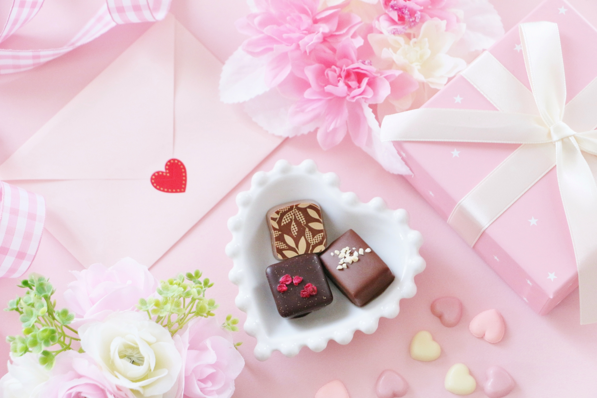 Cenbless 成増フェイシャル&ネイルサロン 2020年バレンタイン