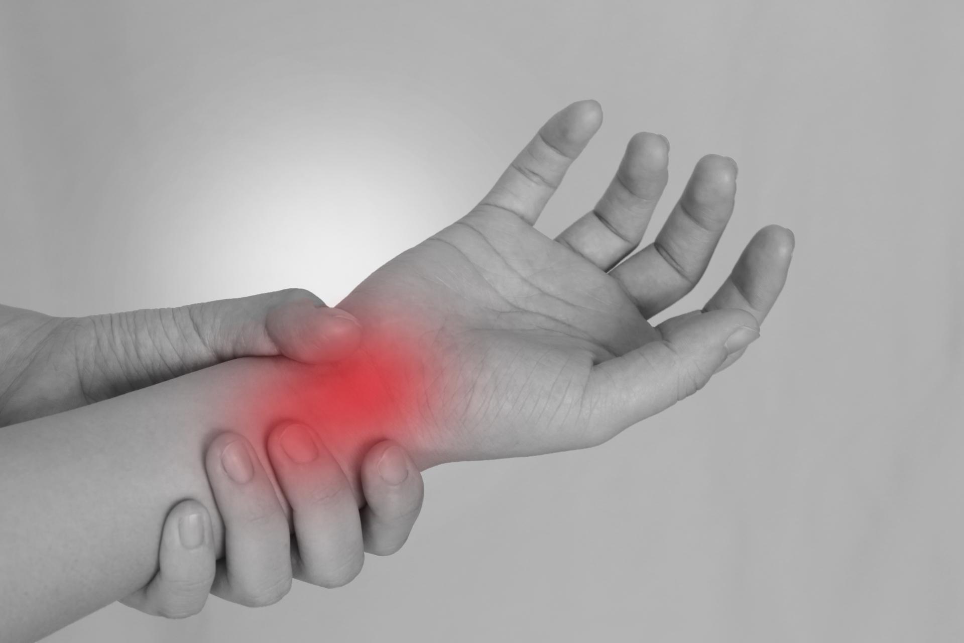 Cenbless 成増フェイシャル&ネイルサロン ドケルバン病を患っています