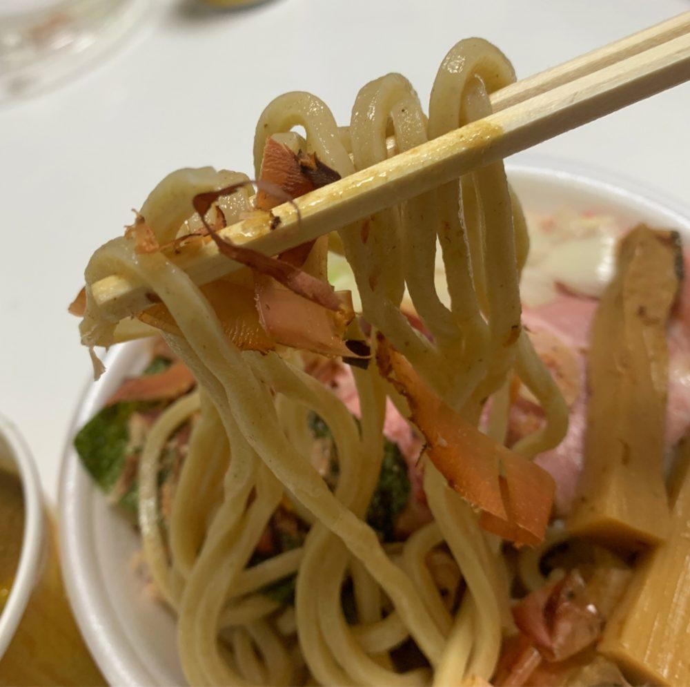 Cenbless 成増フェイシャル&ネイルサロン 麵屋きころくさんのテイクアウトつけ麺