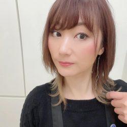Cenbless 成増フェイシャル&ネイルサロン サロンオーナーみけちゃんのヘアカラー