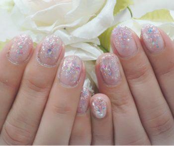 Cenbless 成増フェイシャル&ネイルサロン 春のネイル定額キャンペーン8,000円コースの新作デザインが大人気!
