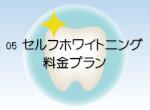 Cenbless 成増フェイシャル&ネイルサロン 05 セルフホワイトニング 料金プラン